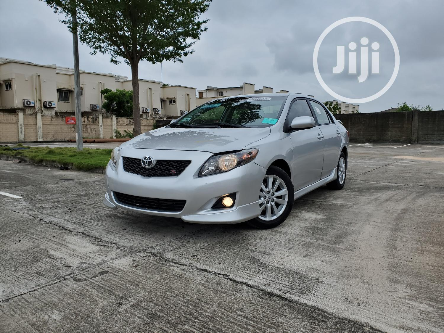 Toyota Corolla 2010 Silver | Cars for sale in Lekki, Lagos State, Nigeria