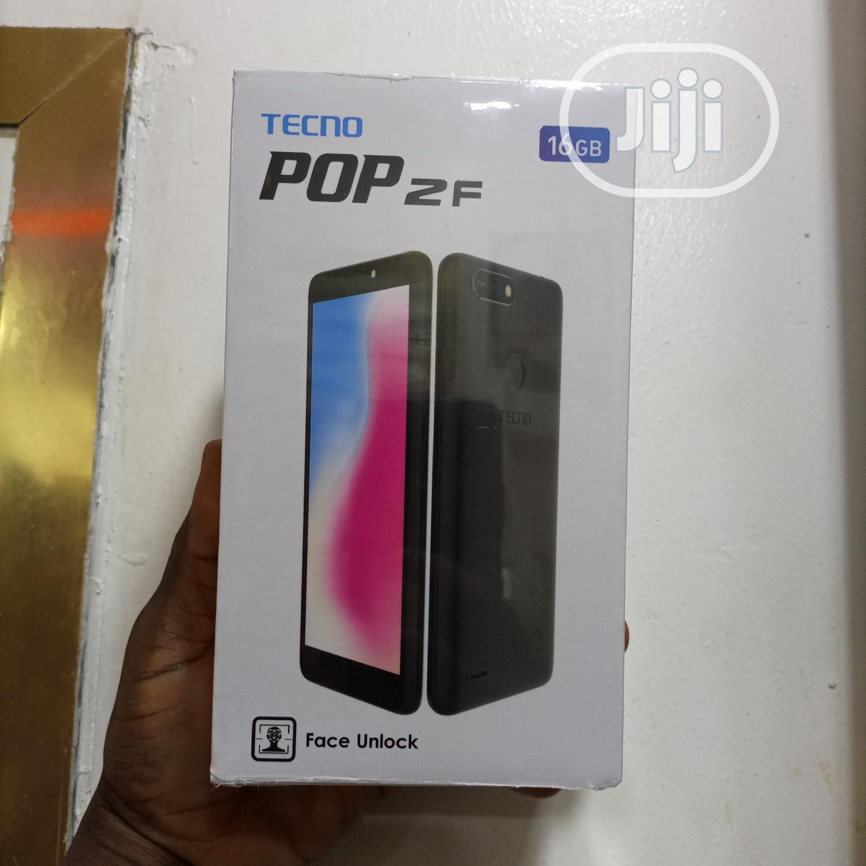 New Tecno Pop 2F 16 GB Black