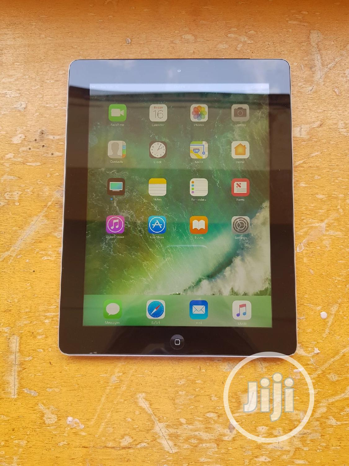 Apple iPad 4 Wi-Fi + Cellular 64 GB Silver | Tablets for sale in Wuse, Abuja (FCT) State, Nigeria
