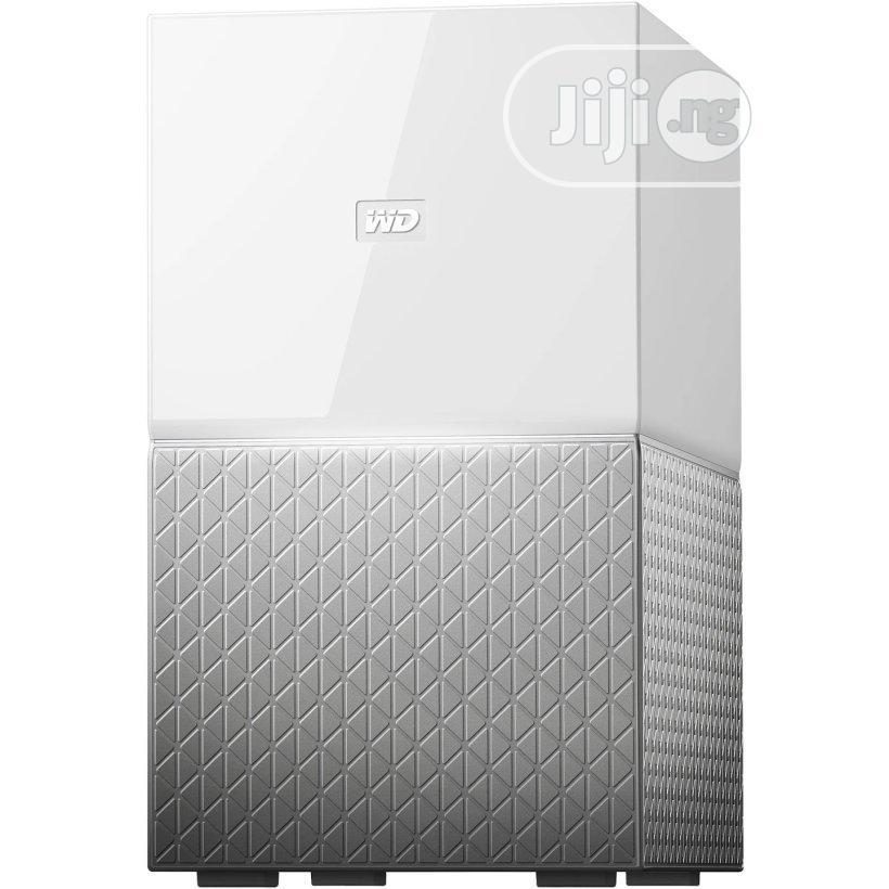 WD My Cloud Home 20TB 2-bay Cloud NAS Server (2 X 10TB)