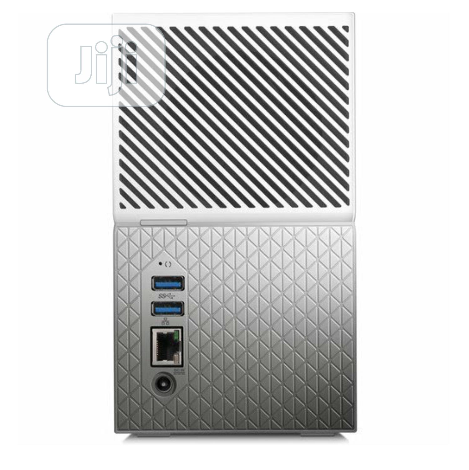 WD My Cloud Home 20TB 2-bay Cloud NAS Server (2 X 10TB) | Computer Hardware for sale in Ikeja, Lagos State, Nigeria