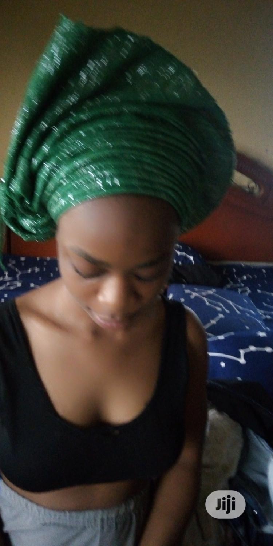 Archive: Owanbe Gele