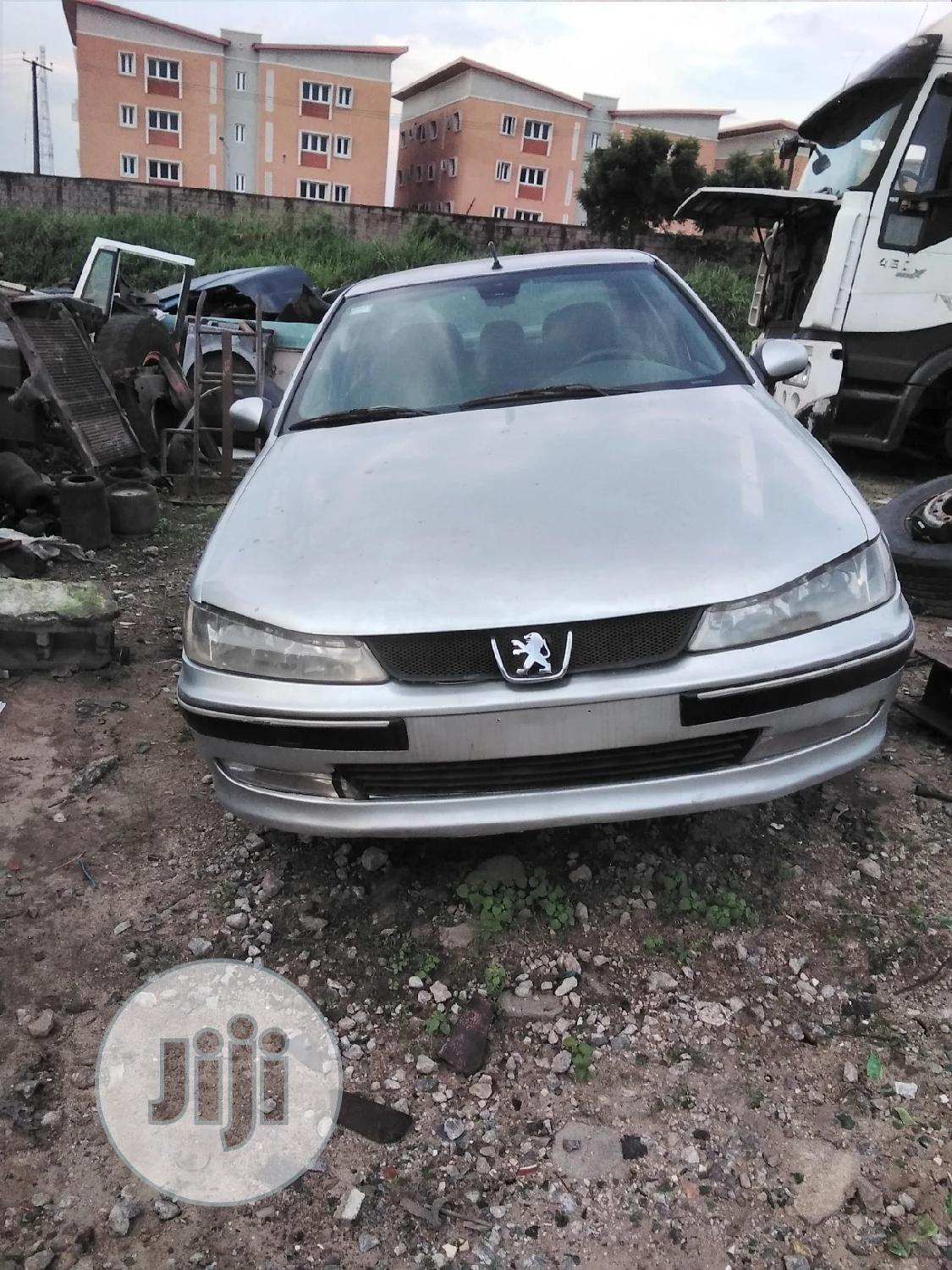 Peugeot 406 Coupe Automatic 2002 Silver | Cars for sale in Surulere, Lagos State, Nigeria