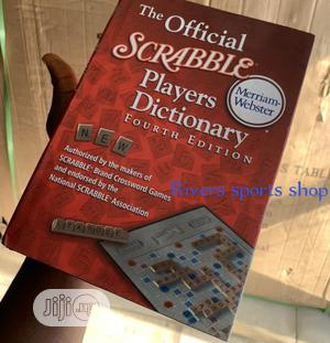 Scrabble Dictionary Big Size   Books & Games for sale in Rivers State, Port-Harcourt