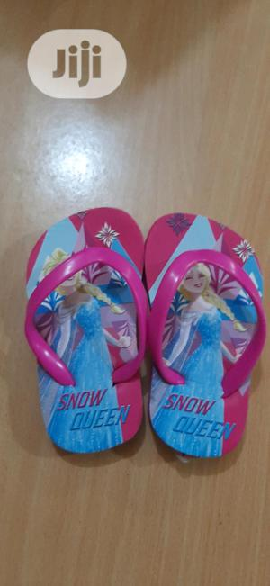 Baby Girl Frozen Character Flip Flop   Children's Shoes for sale in Lagos State, Agboyi/Ketu