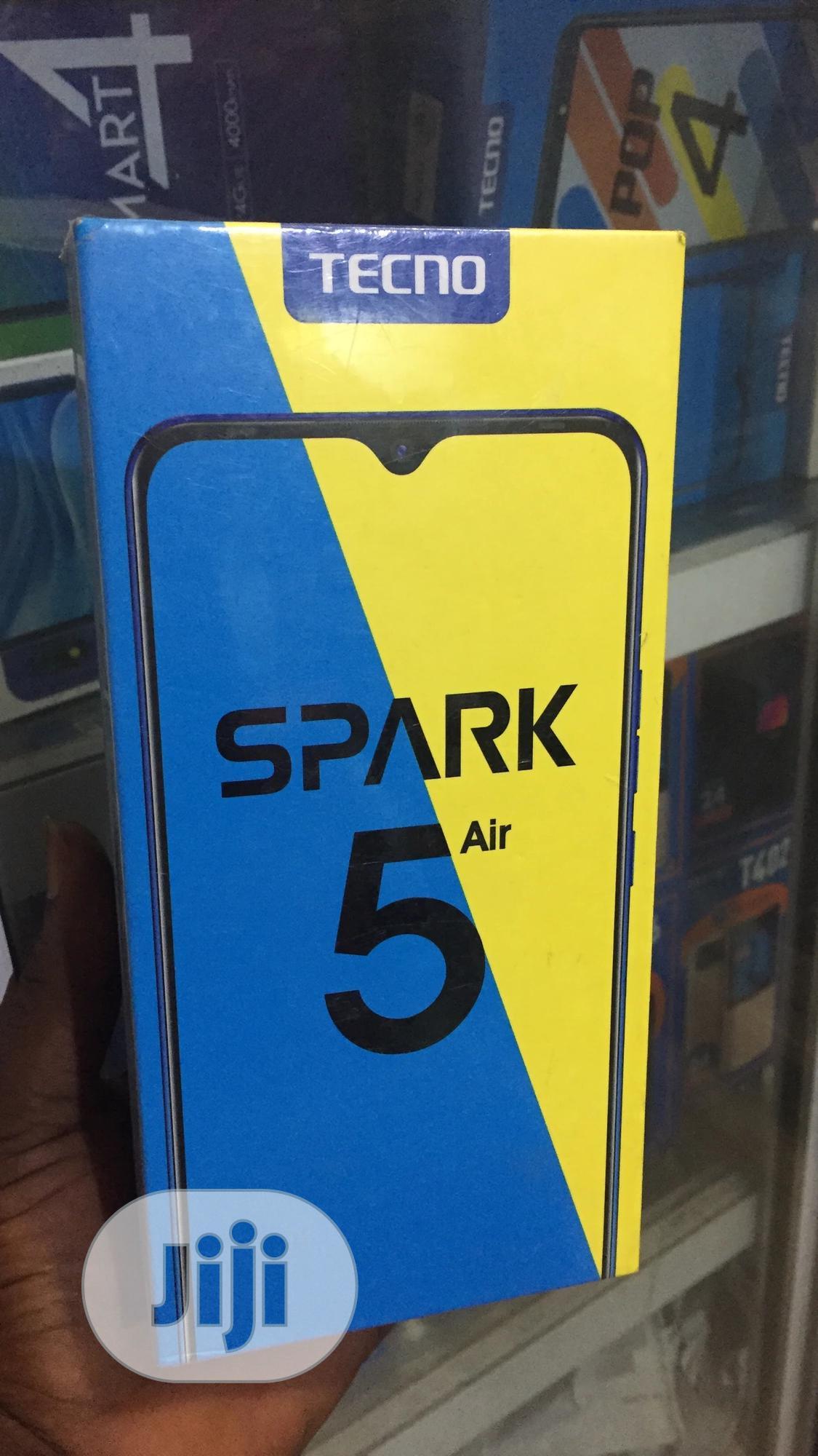 New Tecno Spark 5 Air 32 GB Black