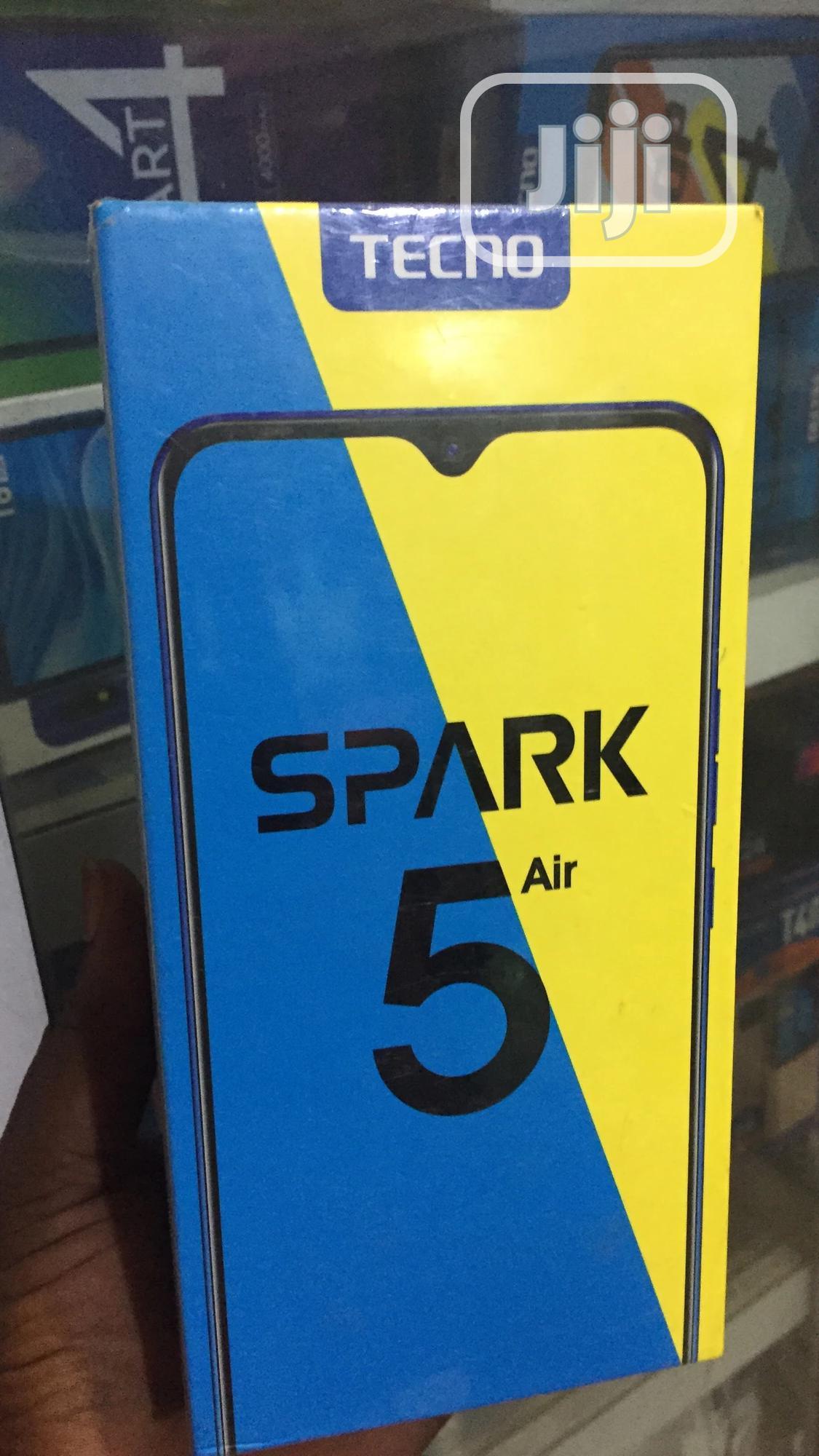 New Tecno Spark 5 Air 32 GB Black | Mobile Phones for sale in Ikeja, Lagos State, Nigeria