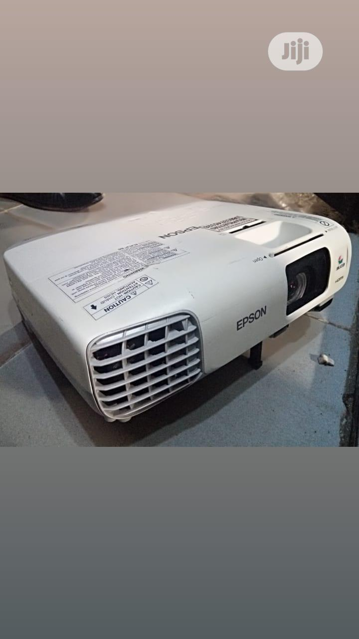 Archive: Superb And Very Bright Epson Projector For Sale