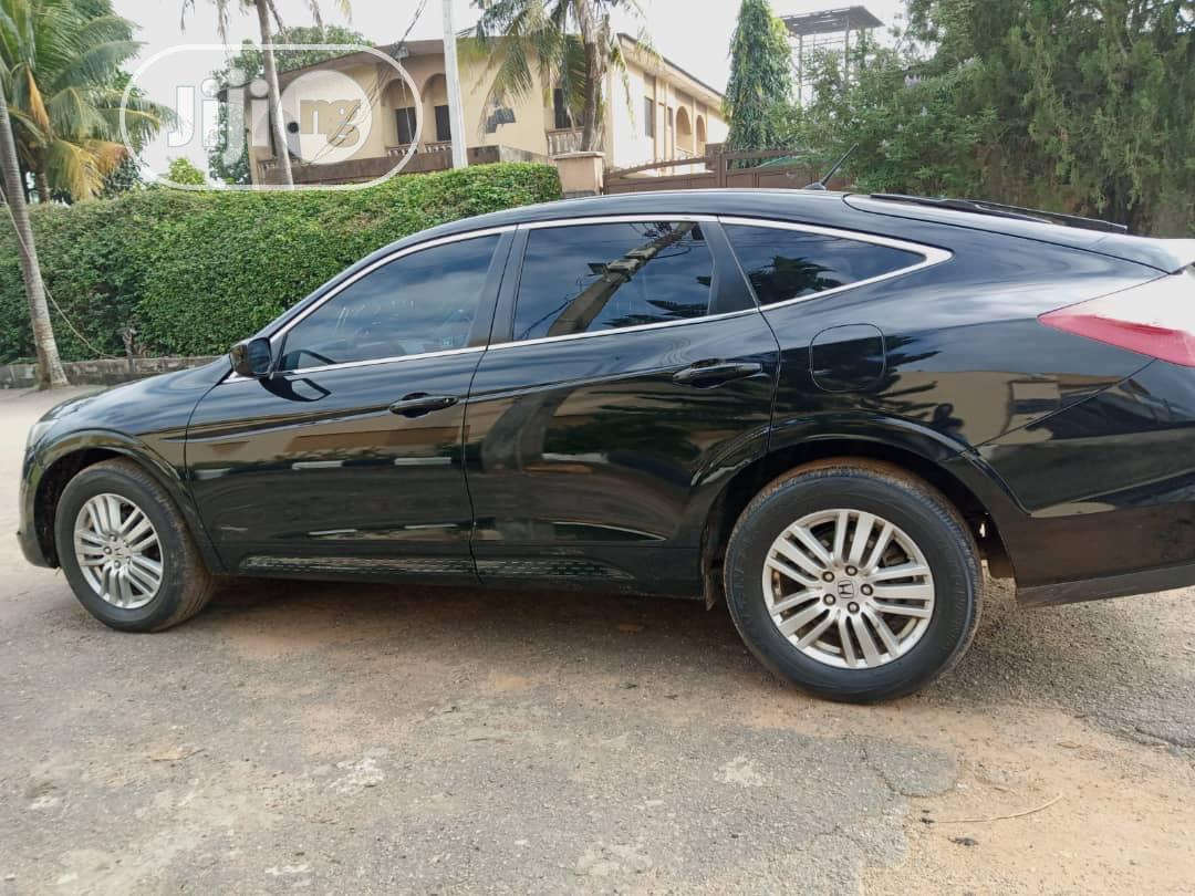 Honda Accord CrossTour 2012 Black | Cars for sale in Ikorodu, Lagos State, Nigeria