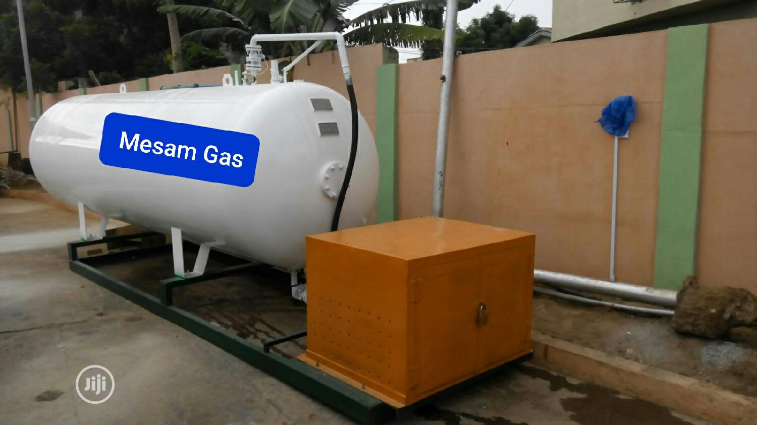 LPG Gas Installation