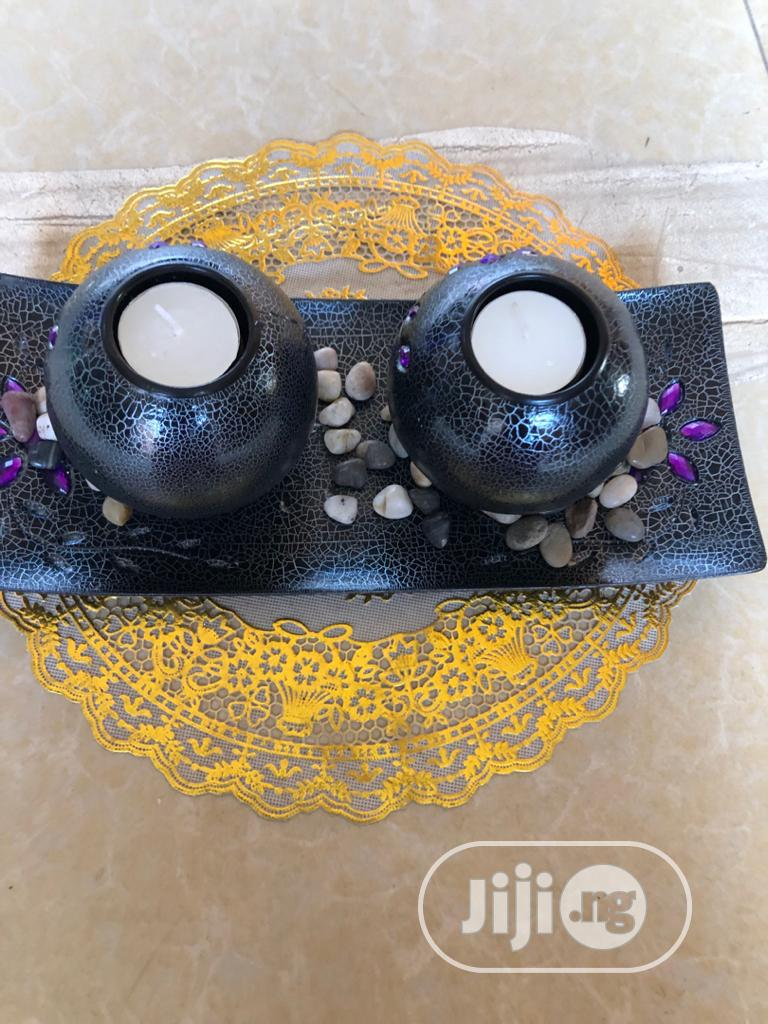 Archive: Decorative Candles With Holder