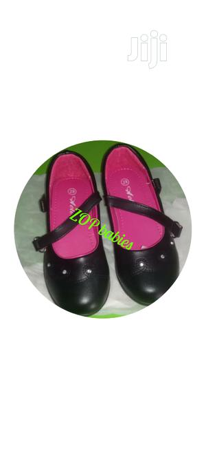 Black School Shoe | Children's Shoes for sale in Lagos State, Agege