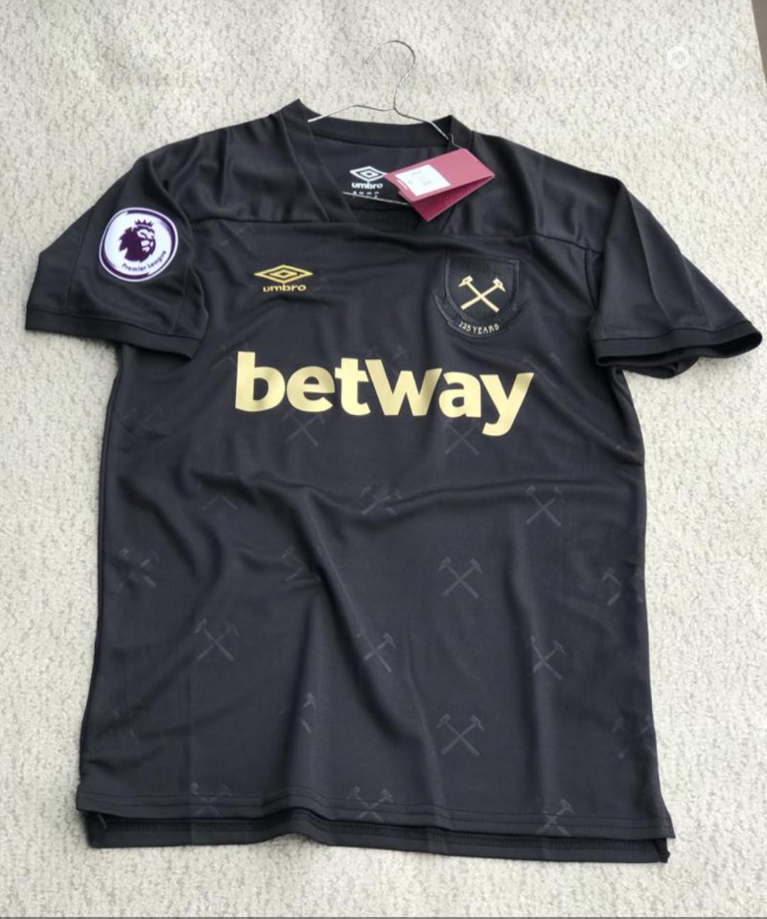 Westham United FC 2020/21 Season Third Jersey