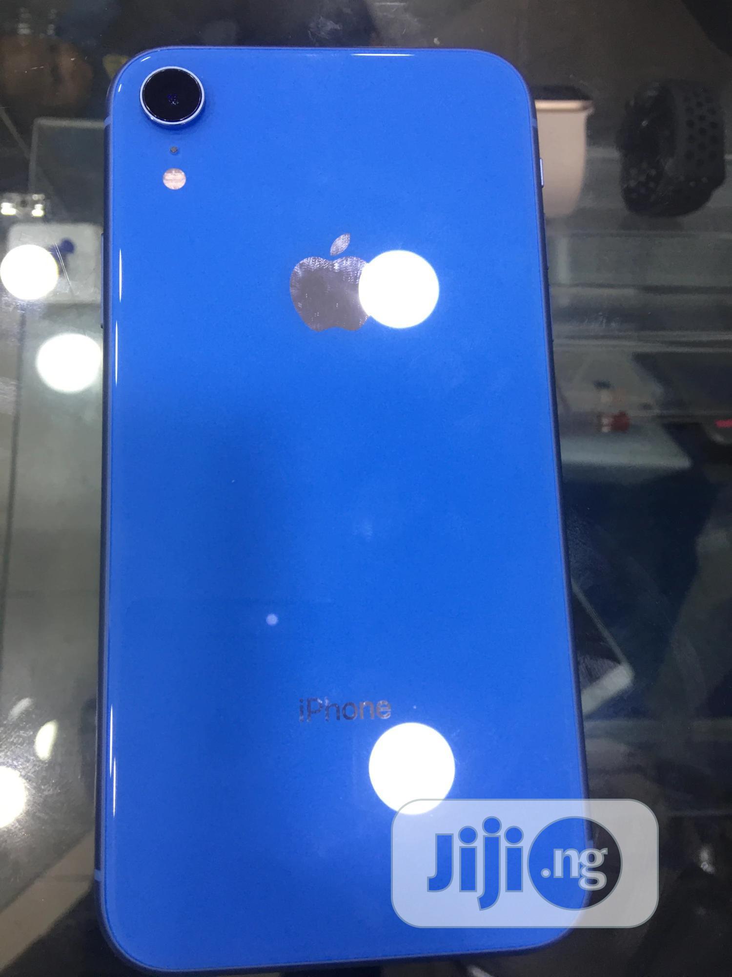 Apple iPhone XR 64 GB Blue