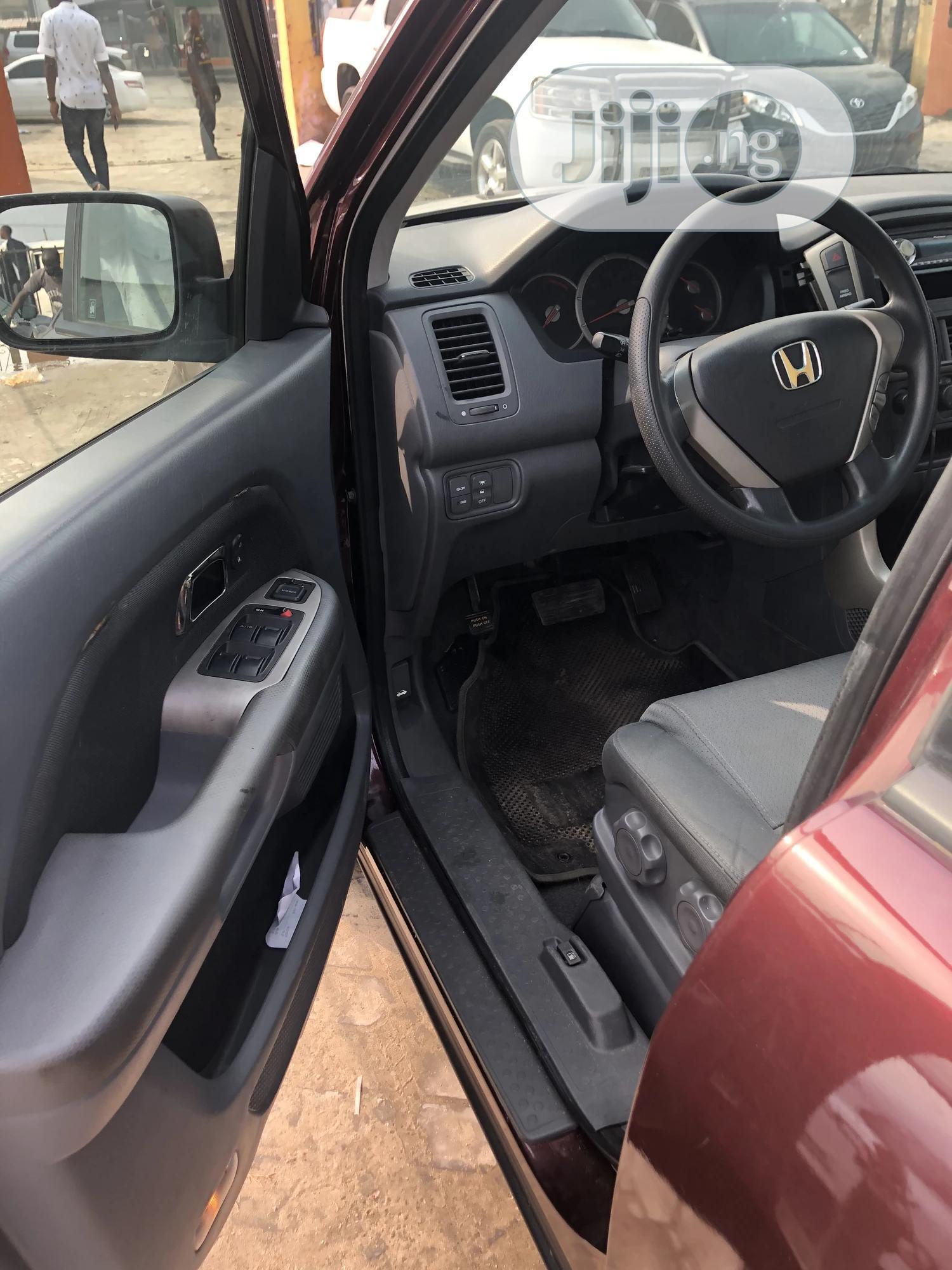 Honda Pilot 2007 | Cars for sale in Ikeja, Lagos State, Nigeria