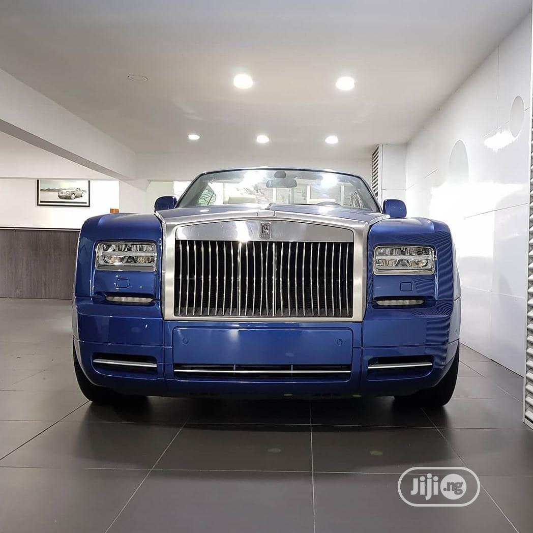 Rolls Royce Phantom 2013 Coupe Blue In Lekki Cars White Crown Automobile Nigeria Limited Jiji Ng