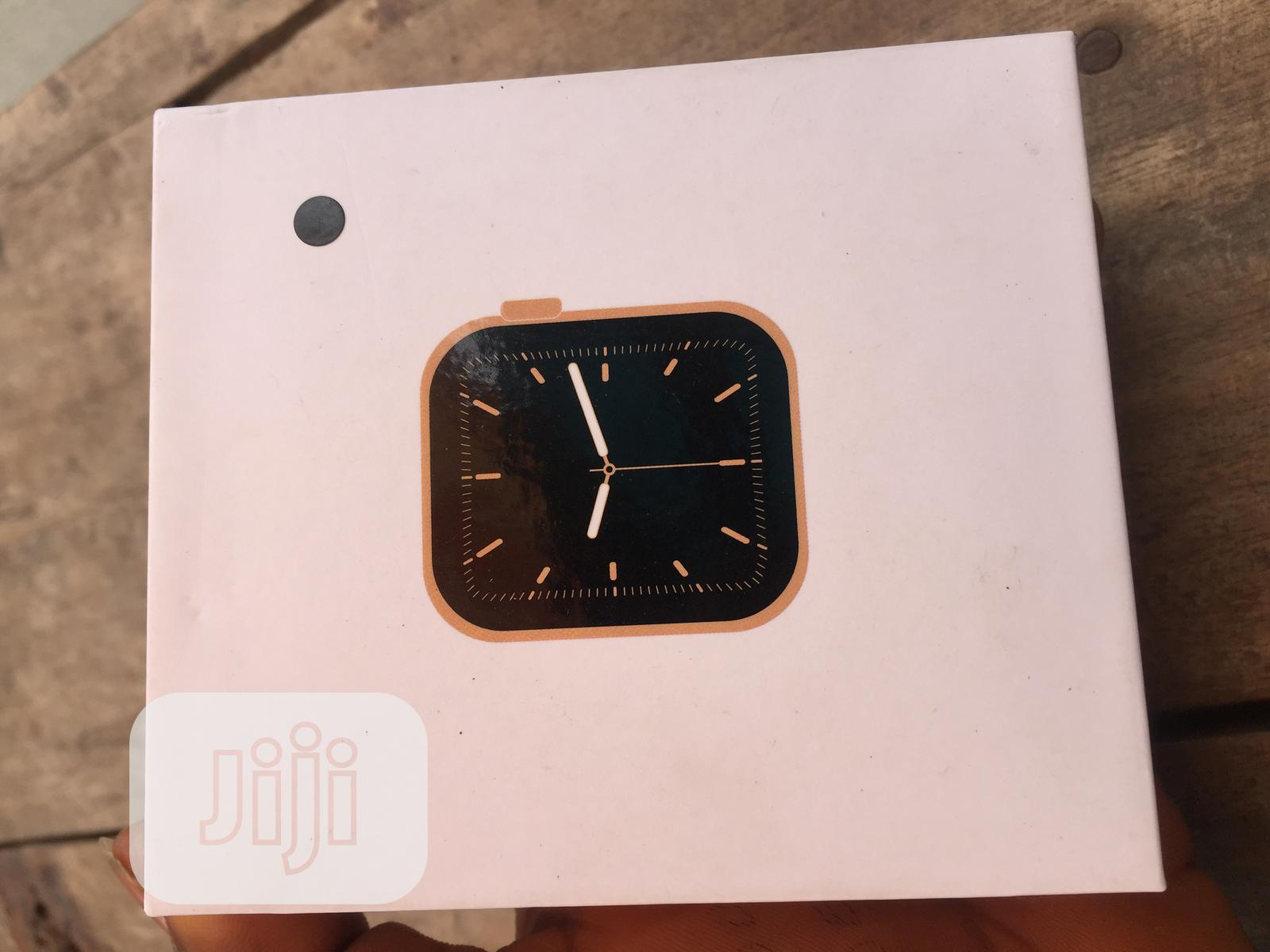 Smart WATCH 6 | Smart Watches & Trackers for sale in Ikeja, Lagos State, Nigeria