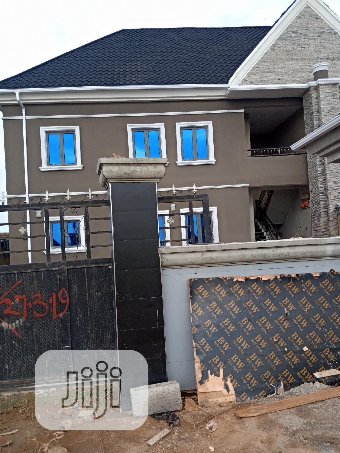 A Brand New 2bedroom Flat For Rent At CRD Lugbe