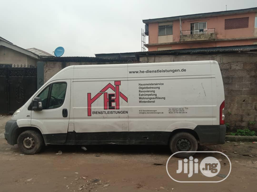 Archive: 2003 Fiat Ducato Foreign Used