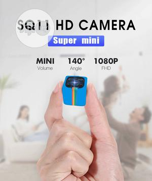 SQ 11 Mini Spy HD 1080, Motion Detection, Cctv Camera | Security & Surveillance for sale in Oyo State, Oluyole
