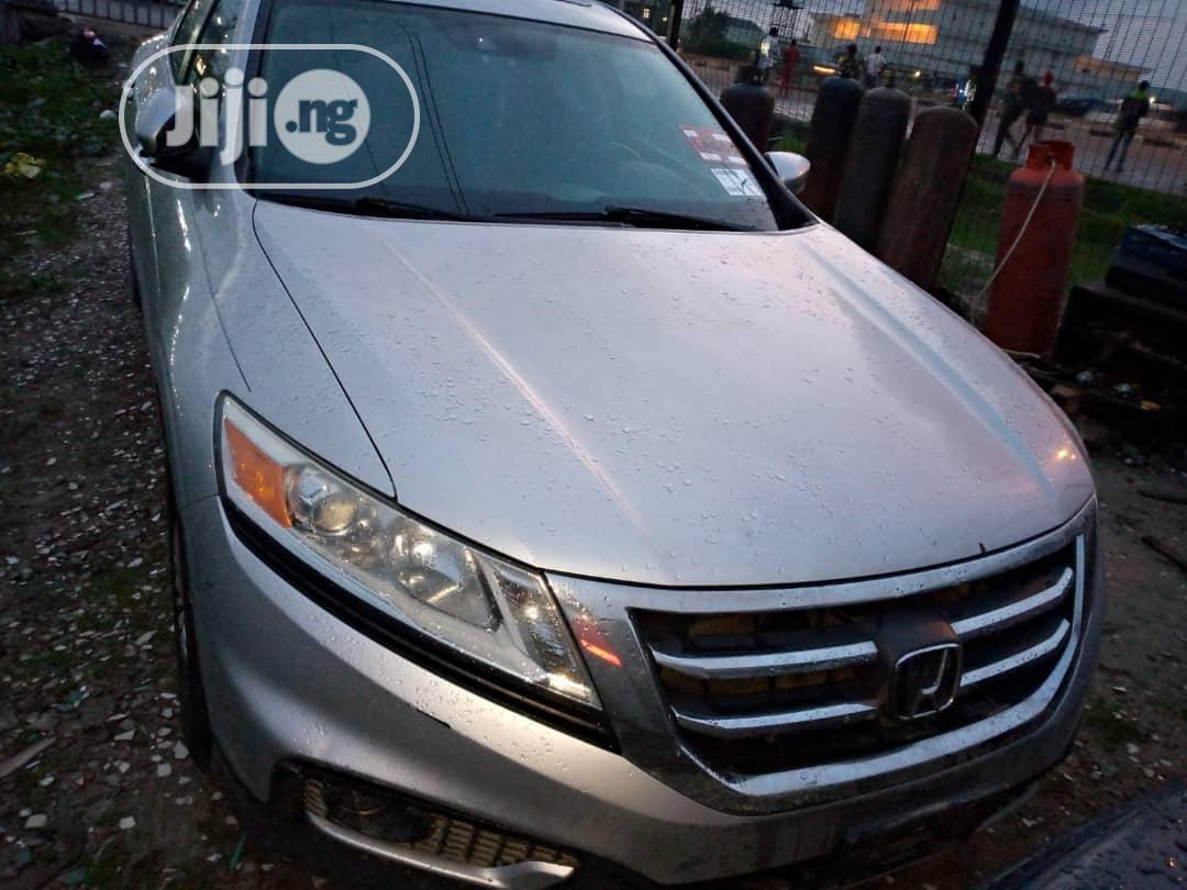 Honda Accord CrossTour 2013 Silver   Cars for sale in Lekki, Lagos State, Nigeria
