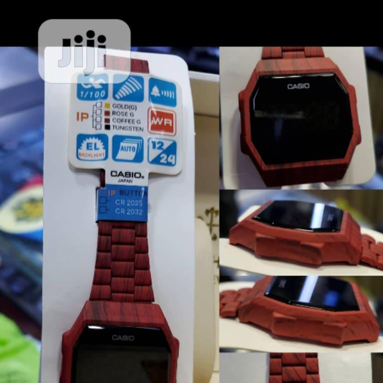 Screen Touch Woody Casio | Watches for sale in Lagos Island (Eko), Lagos State, Nigeria