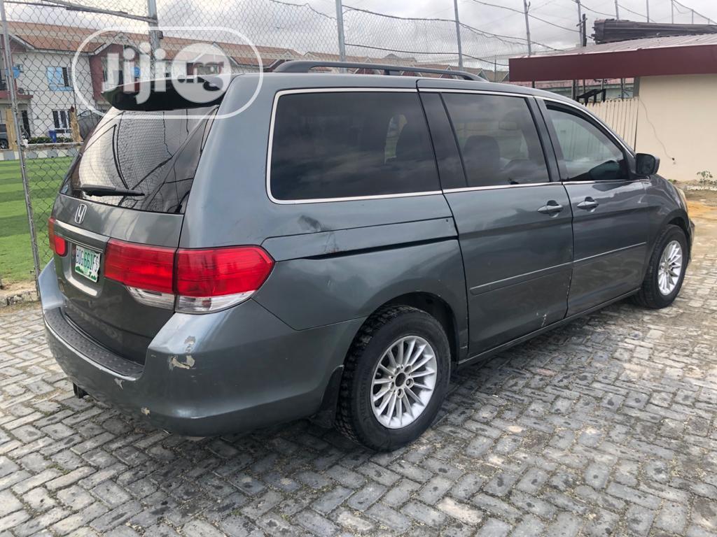 Honda Odyssey 2009 Gray   Cars for sale in Lekki, Lagos State, Nigeria