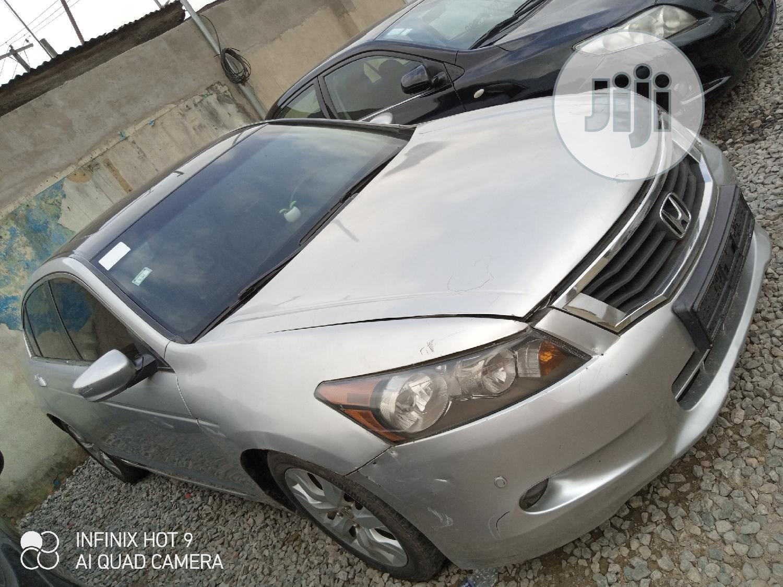 Honda Accord 2008 Beige | Cars for sale in Ikeja, Lagos State, Nigeria