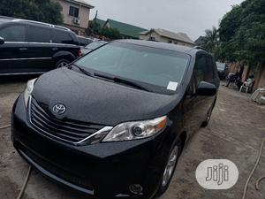 Toyota Sienna 2012 LE 7 Passenger Mobility Black | Cars for sale in Lagos State, Amuwo-Odofin