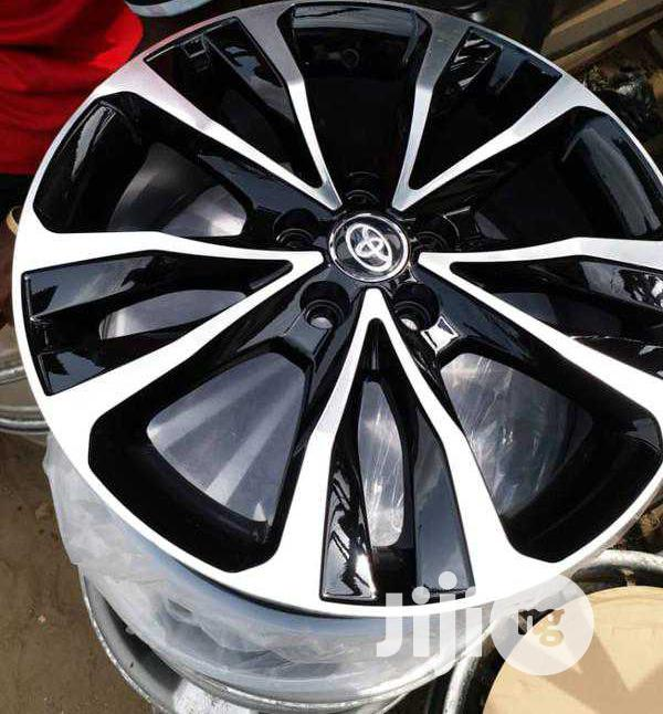 Archive: 16 Rim For Toyota Corolla/Matrix