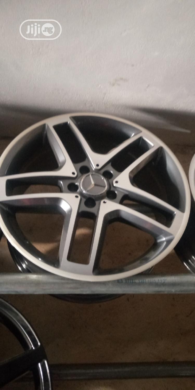 19 Rim Mercedes Benz