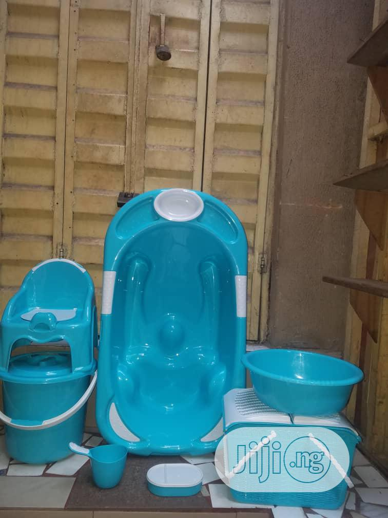 Baby Bath Set | Baby & Child Care for sale in Ikotun/Igando, Lagos State, Nigeria