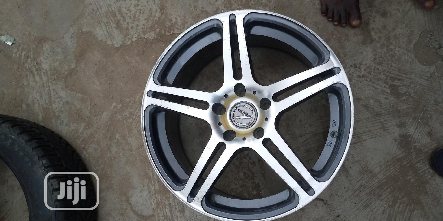 18 Rim For Acura ZDX | Vehicle Parts & Accessories for sale in Mushin, Lagos State, Nigeria