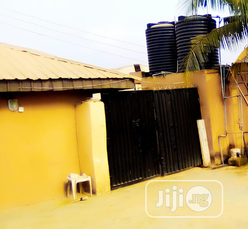 5 Bedroom Flat, Bungalow, On A Plot Of Land, Fenced & Gated. | Houses & Apartments For Sale for sale in Ifo, Ogun State, Nigeria