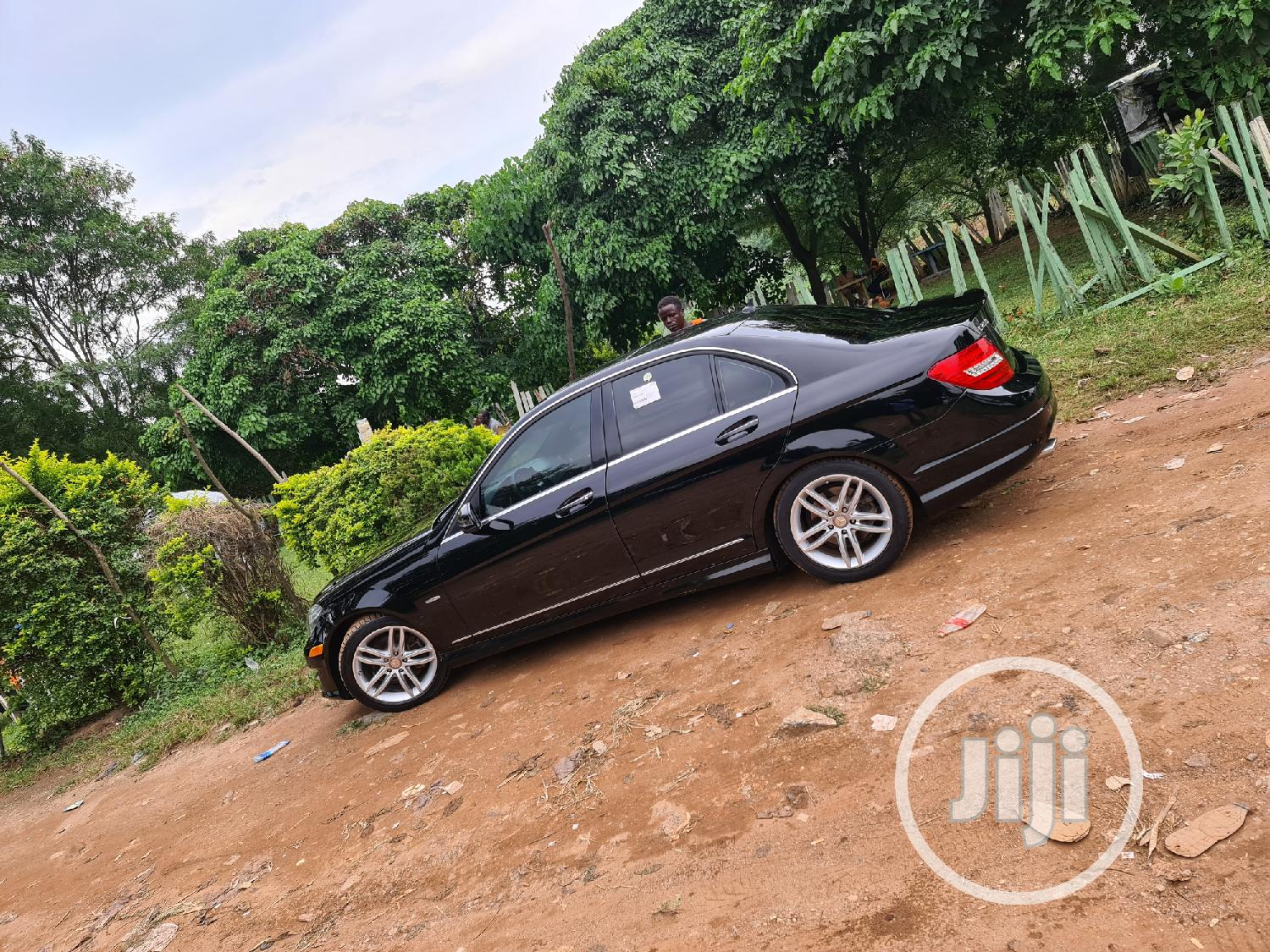 Mercedes-Benz C250 2012 Black | Cars for sale in Wuse 2, Abuja (FCT) State, Nigeria