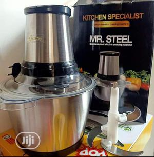 Mr Steel Yam Pounder 3ltrs | Kitchen Appliances for sale in Lagos State, Ikeja