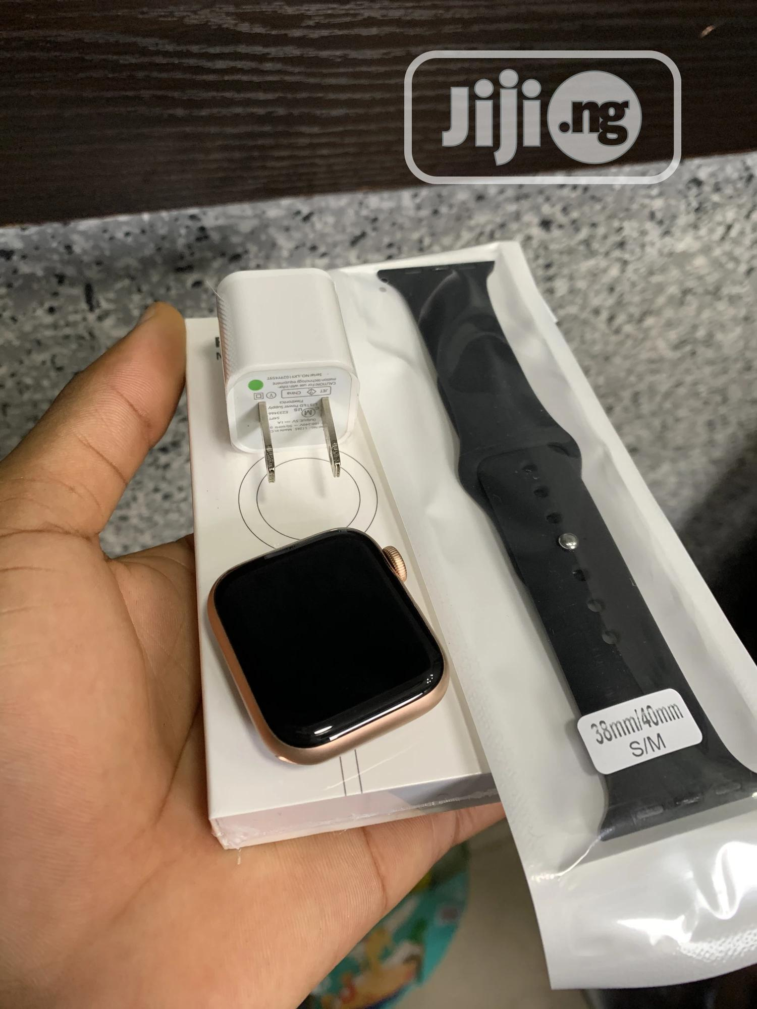 Apple Watch Series 3 44mm | Smart Watches & Trackers for sale in Ikeja, Lagos State, Nigeria