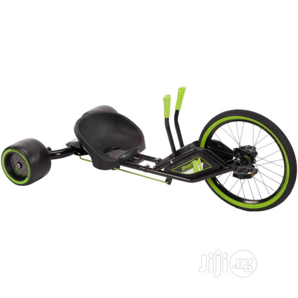 """Huffy 20"""" Green Machine, 