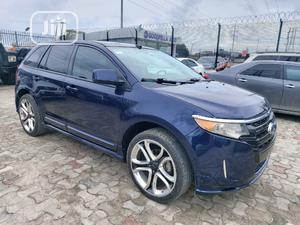 Ford Edge 2011 Blue   Cars for sale in Lagos State, Lekki