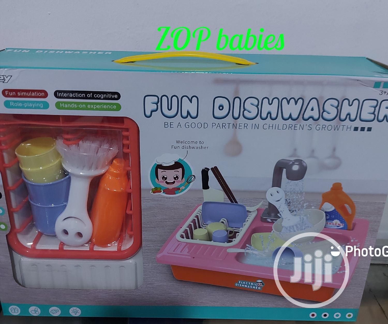 Fun Dishwasher