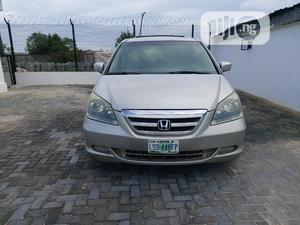 Honda Odyssey 2005 Gold | Cars for sale in Lagos State, Lekki