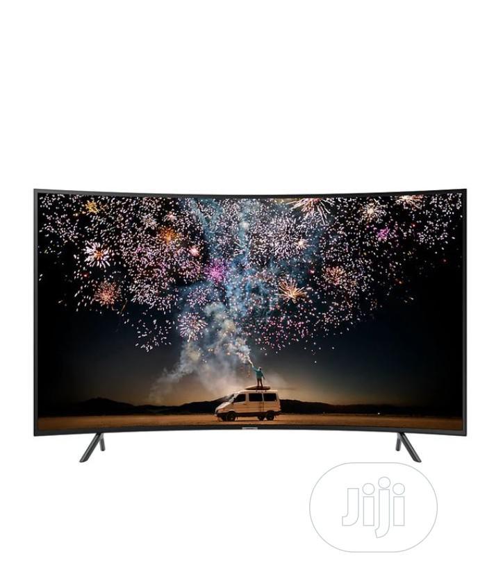"Samsung 65"" UHD 4K Curved Smart TV"