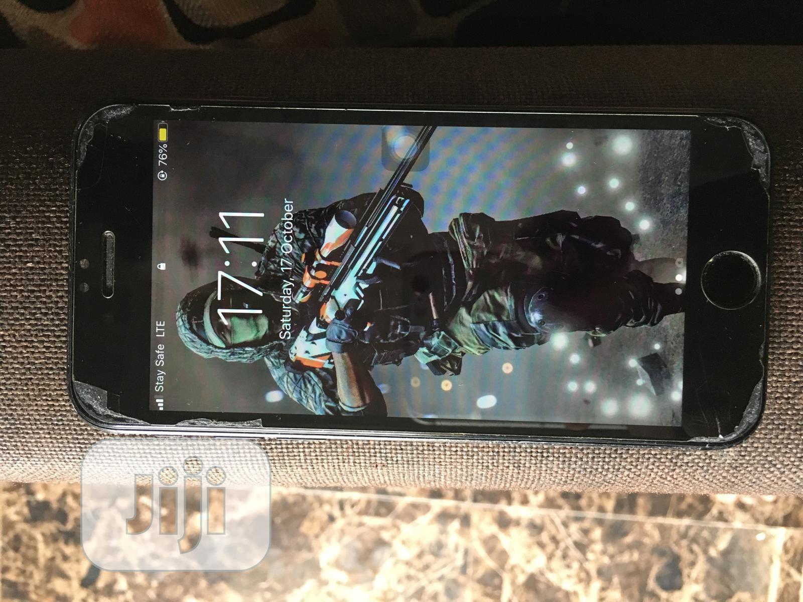 Apple iPhone 7 32 GB Black | Mobile Phones for sale in Ibadan, Oyo State, Nigeria
