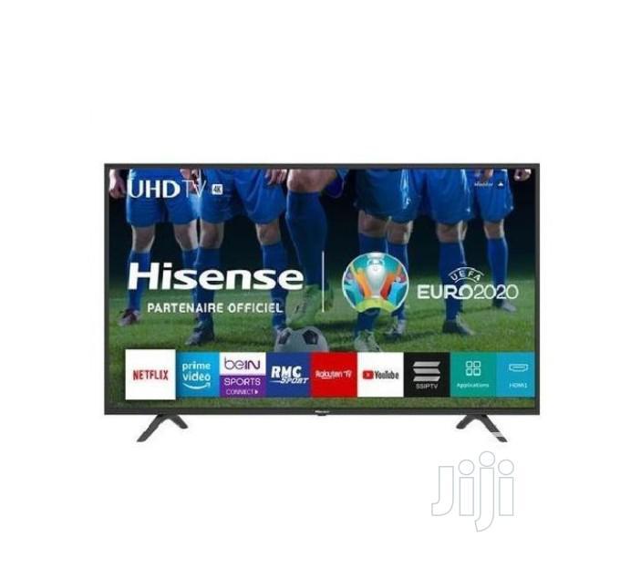 Hisense 4K Ultra HD Smart TV 50 Inch