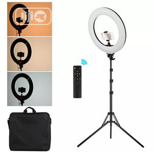 18 Inch Photography LED Ring Light Fill-in Lamp   Accessories & Supplies for Electronics for sale in Lagos State, Ajah
