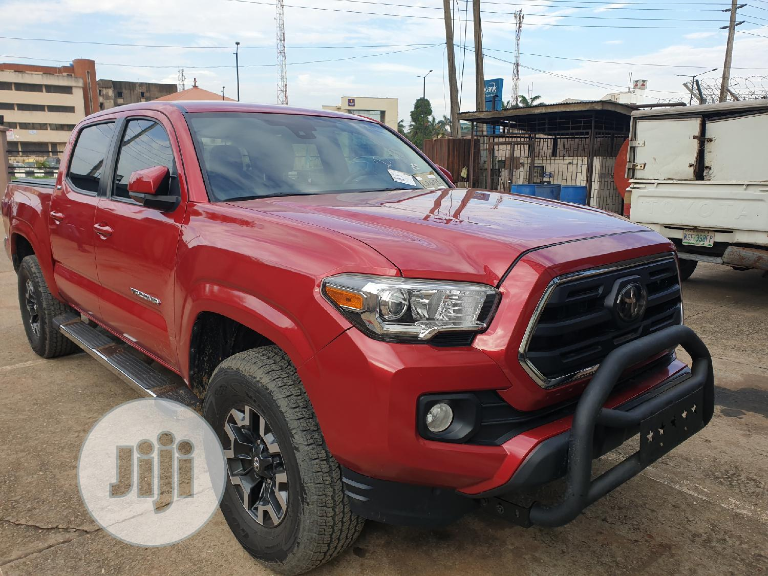 Toyota Tacoma 2018 Red | Cars for sale in Isolo, Lagos State, Nigeria