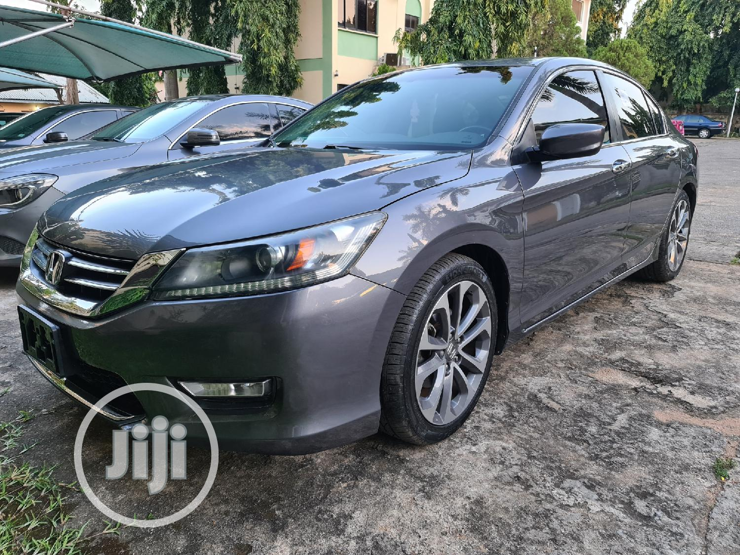 Honda Accord 2013 Gray | Cars for sale in Wuse 2, Abuja (FCT) State, Nigeria