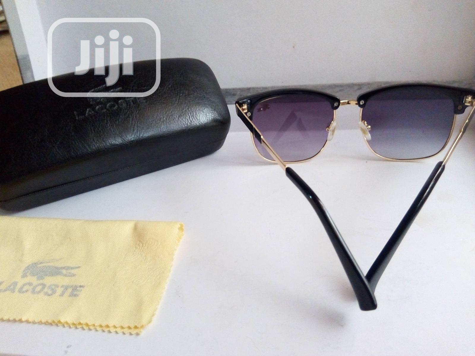 30% Off! Lacoste Men's Sunglasses | Clothing Accessories for sale in Surulere, Lagos State, Nigeria