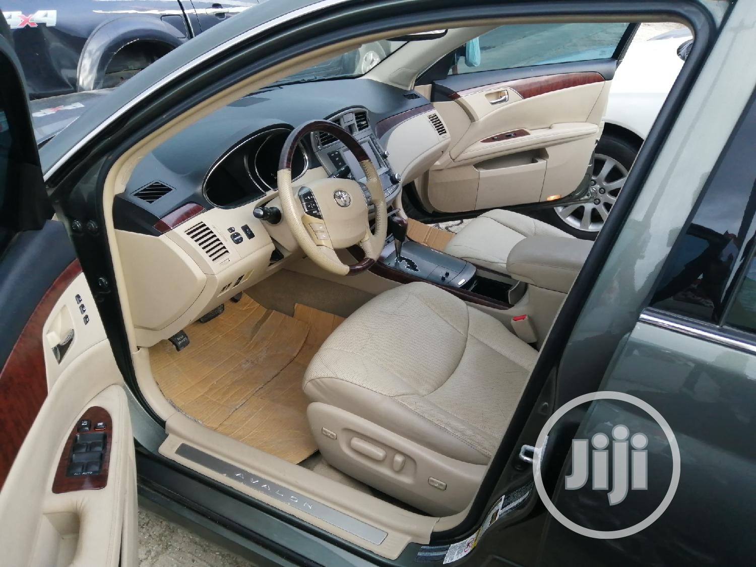 Toyota Avalon 2010 Limited Gray   Cars for sale in Port-Harcourt, Rivers State, Nigeria