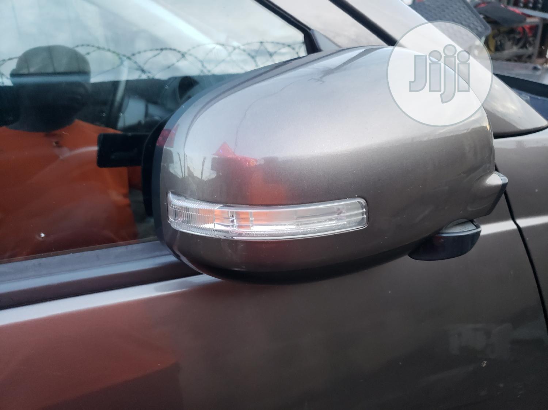 Archive: Mitsubishi Outlander 2010 Gray